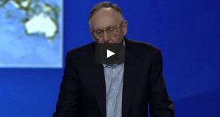 Jack Dangermond discusses the future of GIS and Esri's new ArcGIS Online platform