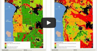 Using GIS/Geodesign for Farmland Preservation