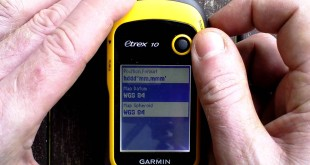 How To Set Up A GPS Receiver To Collect GIS Compatible Data