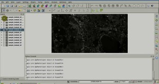 How to Clip Multiple Rasters at Once Using QGIS, Python and GDAL