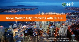 Learn How Successful Cities Are Using 3D GIS