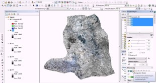 ArcGIS 10.2 : Landsat Band Composite and NDVI Calculation