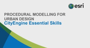 CityEngine Essential Skills: Procedural Modeling for Urban Design