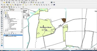 Digitsing and Editing Vector Data In QGIS
