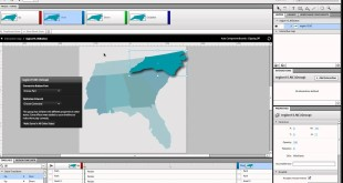 How to Create an Interactive Flash Map using Adobe Illustrator and Flash Catalyst