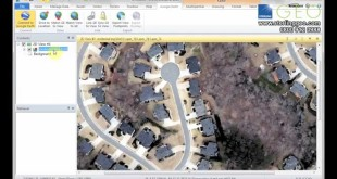 Quickly locate an image in ERDAS IMAGINE using Google Earth and Open Street Maps