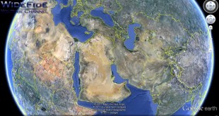 The Most Strange Places in the World – Captured on Google Earth