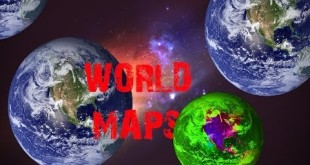 30 Maps To Help You Understand Your World