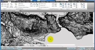 AutoCAD Map 3D : Import Shapefile and edit drawing boundaries