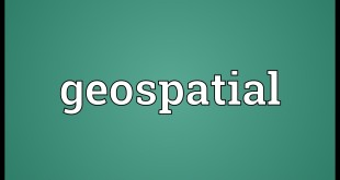 Geospatial Meaning