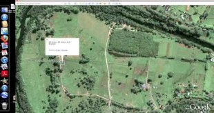 How to make a scale plan using Google Earth