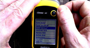 How To Set Up A GPS Reciever To Record GIS-Compatible Biological Data