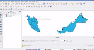 QGIS 2.8 Time Manager Demonstration