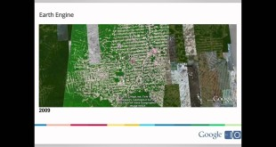 GIS with Google Earth and Google Maps