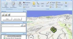 GPS to GIS: Mapping Field Data with ArcGIS Explorer