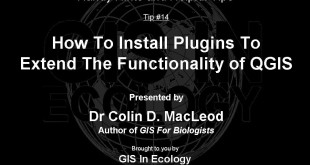 How To Install Plugins To Extend The Functionality Of QGIS
