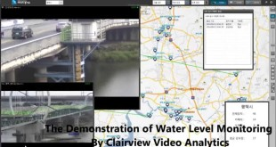 The Water Level Monitoring for River Flood Early Warning using GIS