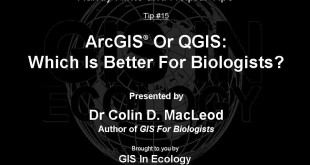 ArcGIS Vs QGIS: Which Is Better For Biologists?