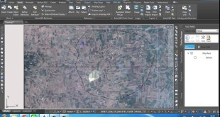 Autocad Map 3D : Modify image,Raster image Clipping Boundary