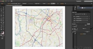 Creating A Map With Illustrator – The Illustrator auto trace feature