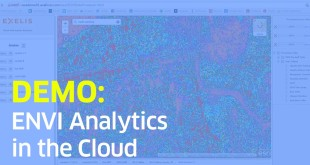 ENVI Analytics in the Cloud