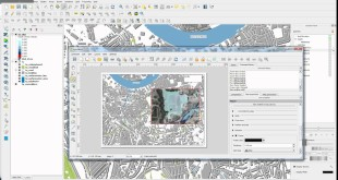 QGIS tutorial : Crayfish animation from print composer template