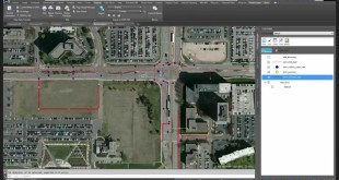 Transferring Data with AutoCAD Map 3D