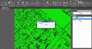Using AutoCAD Map 3D to create Raster Surfaces