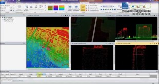 Viewing 3D Point Cloud Data in ERDAS IMAGINE