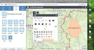 ArcGIS Web AppBuilder Intro