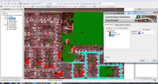 Feature extraction tutorial in ENVI