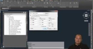 Civil 3D 2015 – Folder Shortcut Tip Tutorial