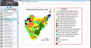 Geospatial approach in Soil Quality Assessment