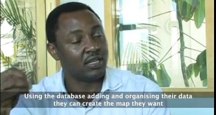 How to Map: The Geographic Information System (GIS)