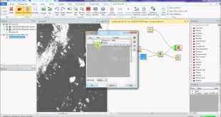 How to Mask out Cloud in ERDAS IMAGINE using the Landsat 8 QA Band