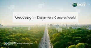 Learn How Geodesign is Busy Envisioning and Engaging with Your Neighborhood