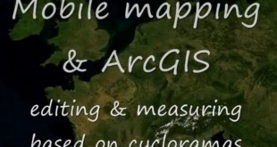 Mobile Mapping & ArcGIS