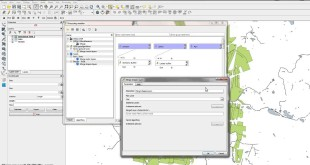QGIS Exercise : Graphic Modeler Example