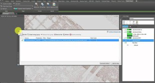 Using Filters on Point Cloud data in AutoCAD Map 3D