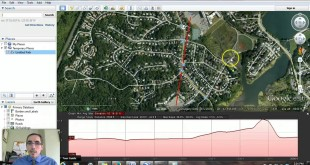 Deriving Slope in Google Earth