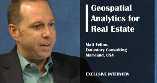 Geospatial Analytics for Real Estate