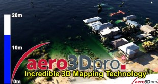 Interactive 3D City Models – and overview of Aero3Dpro