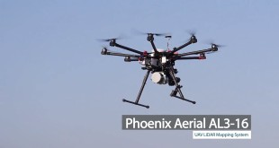 Phoenix Aerial UAV LiDAR Mapping System Overview
