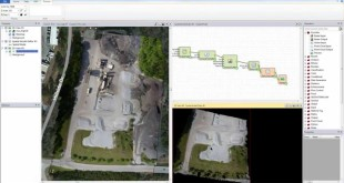 Short introduction to IMAGINE UAV – an add-on module to ERDAS IMAGINE