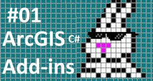 ArcGIS Add-ins C# (IGeometry) – Getting Started