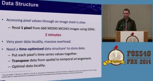 """""""Fast Big Data?"""" A High-Performance System for Creating Global Satellite Image Time Series"""