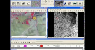 Georeferencing of IRS LISS-III Satellite Imagery using ERDAS Imagine