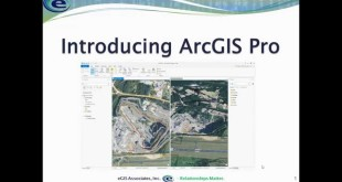 Introducing ArcGIS Pro (Webinar Recording)
