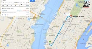 Now download fully searchable google maps to use them offline