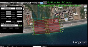 Photogrammetry with Multicopter